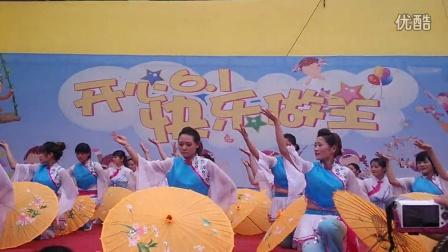宿迁江山幼儿园6.1性感教师舞蹈