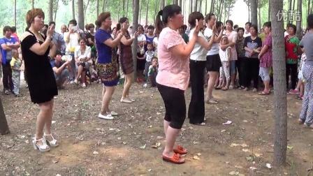 曲阳城东旺广场舞2