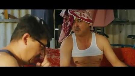 哈萨克斯坦最新喜剧电影《小心!牛!》