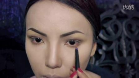 《沉睡魔咒》魔女魅惑妆容  一步一步教你打造!