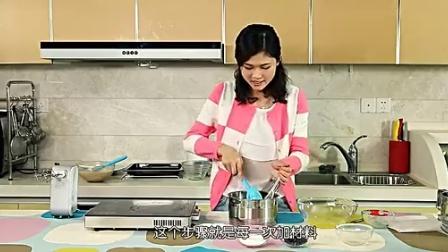 抹茶红豆卷
