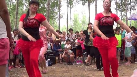 曲阳大西旺广场舞2