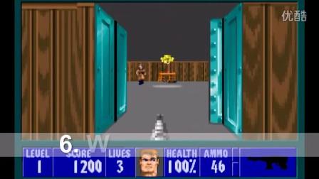 【DOS】十大第一人称射击DOS游戏排行(DOS系统)