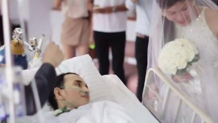 菲律宾恋人生死婚礼感动网络