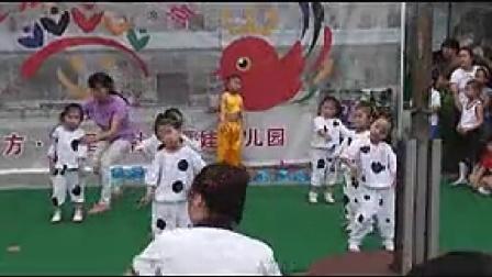 八里庙福娃幼儿园2014儿童节会演