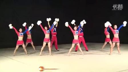 第二套全国啦啦操中学组花球