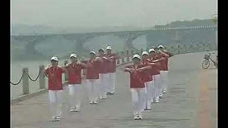 齐之韵快乐舞步健身操第一套_标清_标清