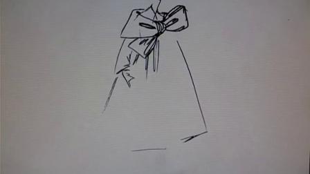 """迪奥 Miss Dior 展览 3:""""迪奥小姐""""制作工艺——华丽变身"""