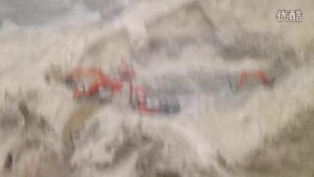 和田挖玉92公里里,疯狂的石头,疯狂的人