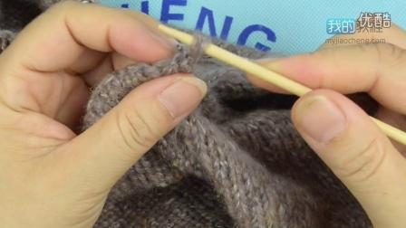 430在双层紧边上挑针编织花样集锦