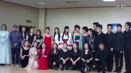 2013级民乐系二班全家福(萌筝汇)