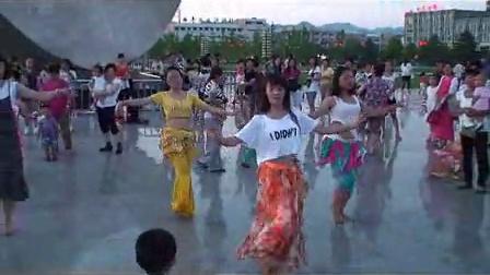 平谷世纪广场肚皮舞