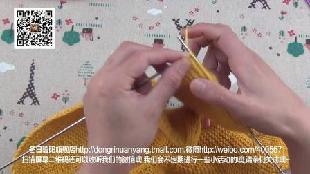 100集-简约宝宝小短袖和围脖套装第二集欢迎您的收看娟娟编织编织大全