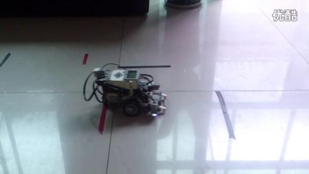 创客EV3搬运车机器人