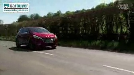 Peugeot 208 GTi hatchback 2013 review 汽车视频