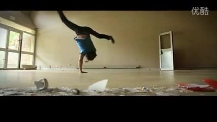 街舞教学 瑜伽街舞的完美融合 舞蹈教学视频