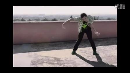 街舞教学 震撼机械舞视频 街舞poppin视频