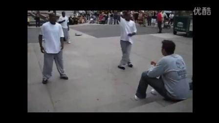 街舞视频《街头惊人的街舞》