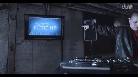美国街舞天团 最新舞步演绎福特引擎V8 PK V6超炫