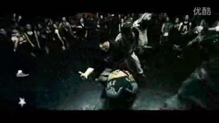 街舞超酷黑人街舞对决