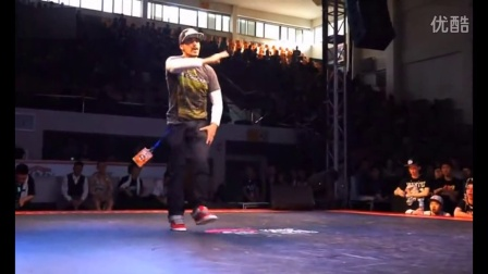 街舞表演:Mr. Wiggles (USA) Popping