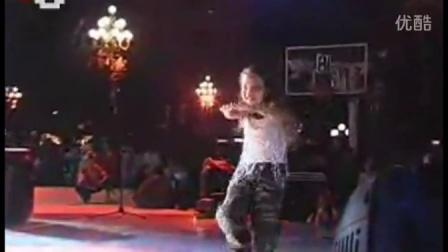 街舞教学 5岁7岁的超强街舞