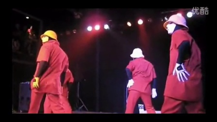 美国街舞天团 巡演夏威夷站超赞LIVE片段