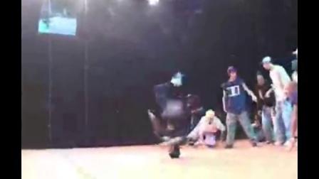 世界街舞大赛(韩国队vs美国队)