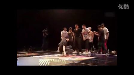 世界街舞大赛 bboy、精彩半决赛