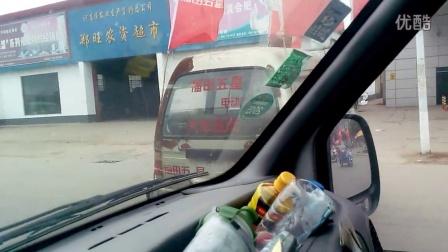 拉汽车的电动车---福田五星电动三轮车