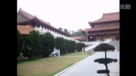 老秋旅行记 05 著名歌手李娜在美国的寺庙和中国二奶村