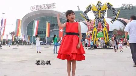 《军训夏令营》青岛盛阳影视及剧中小演员VCR