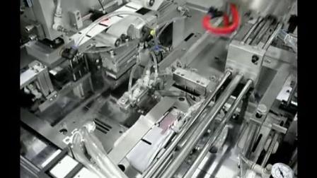 全自动棉袜包装机