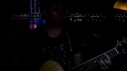 揭阳吉他弹唱《我曾用心地来爱着你》