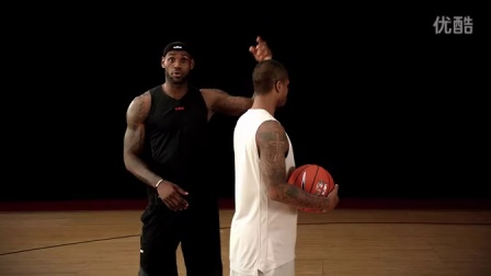 Nike Pro Answers - LeBron James - The Chase Down Block