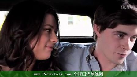 【老外出妙招】情侣怎么在车内接吻