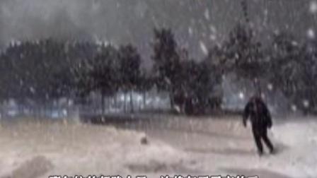 海内朗诵《北方的雪》作者:水木清