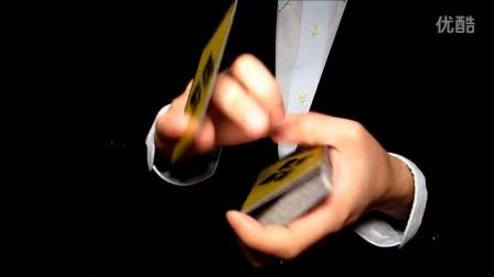 炫酷花式切牌Cardistry with Vanda Golden by RaymondPun