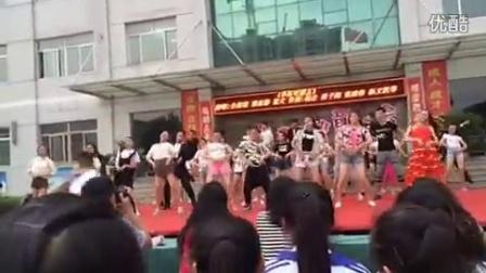 晋中市第一职业中专学校音乐37班   社会摇!!