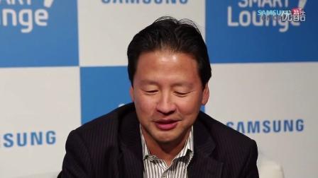Samsung exec talk contents services @CES2014