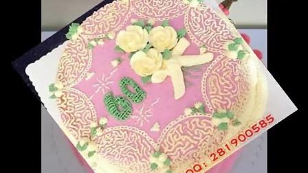 生日蛋糕的做法 生日蛋糕做法视频