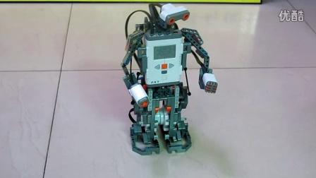 创客机器人俱乐部人型nxt机器人