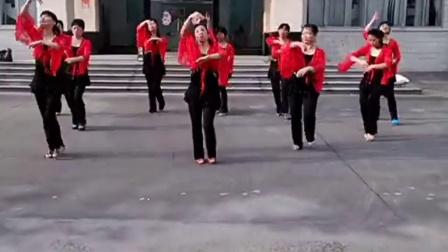 嘉维舞蹈 广场舞火火的姑娘 杨艺广场舞 广场舞大全【超清】