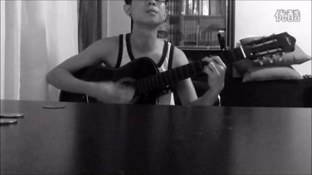 "Kimberley陈芳语 - 爱你 (""翻糖花园""片尾曲) guitar cover"