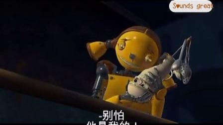 如果全世界的机器人都是山东口音,娘来。。。