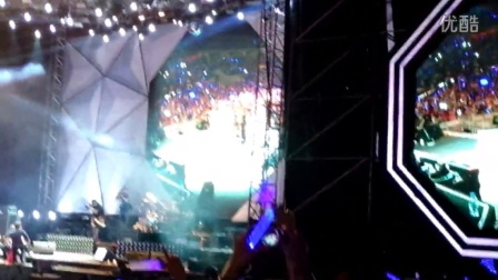 [Boice女常]20140712_CNBLUE广州(Can't stop)