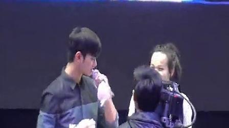 20140323金秀贤上海FM:做生日蛋糕唱生日歌_标清_clip
