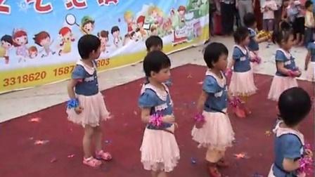 西牛镇希望之星幼儿园六一舞蹈:饼干歌