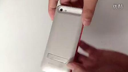 iFans 苹果MFi认证iPhone5背夹电池讲解视频 标清
