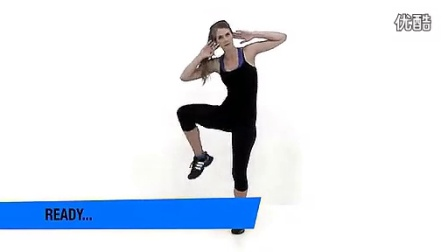 【巨人健身】9分钟站姿腹部有氧练习_标清